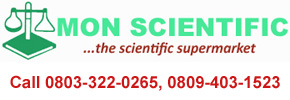 Mon Scientific: Nigeria's Number One Lab, Medical and Scientific Online Store