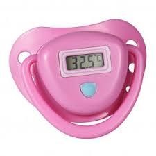 Nipple Thermometer